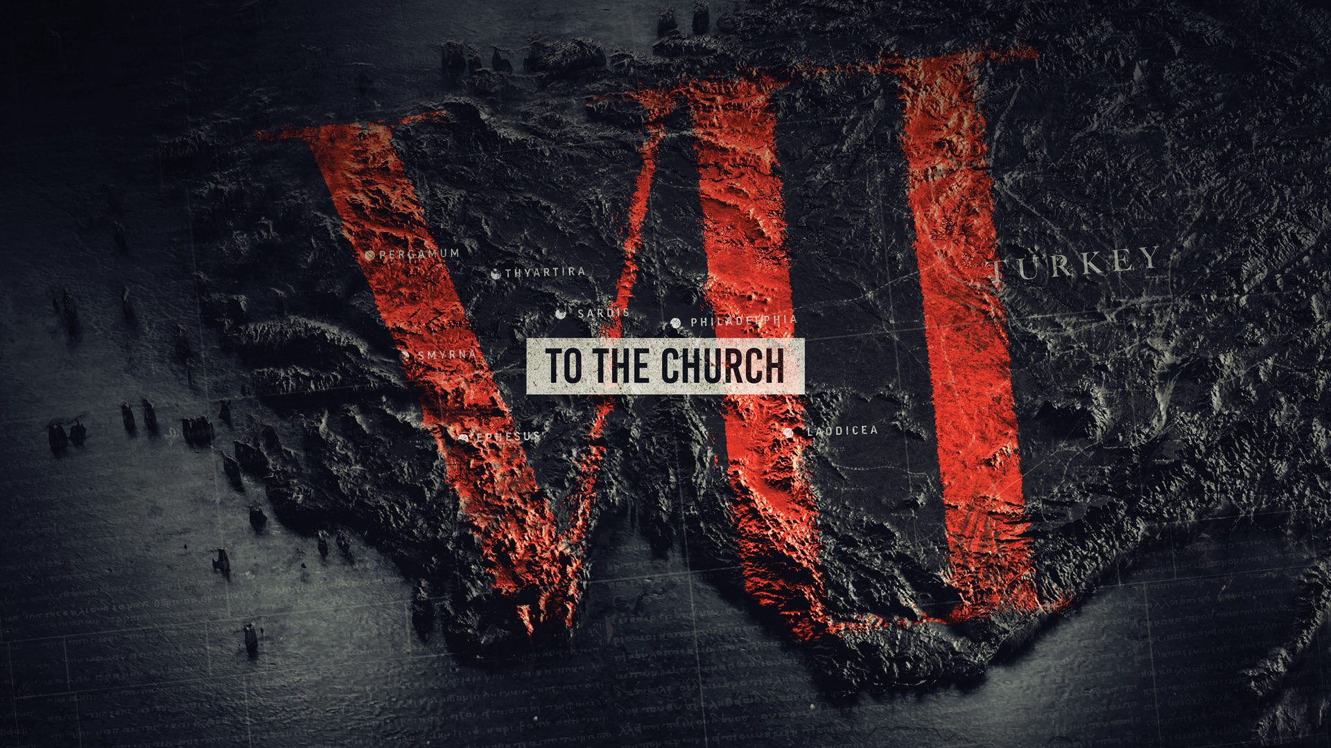 To The Church - Week 2: Smyrna - Suffer Well