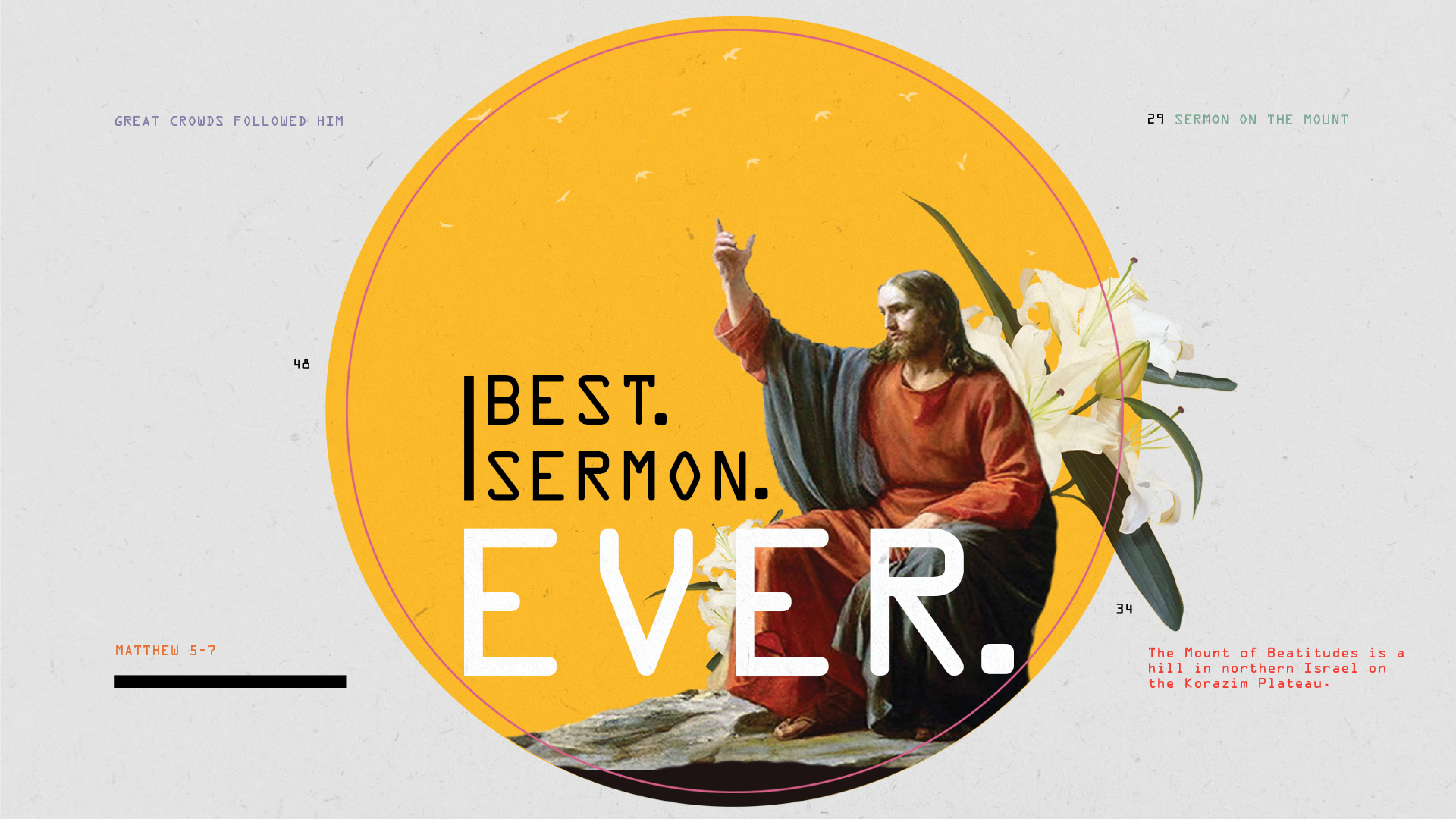 Best. Sermon. Ever. - Week 10: Judgement
